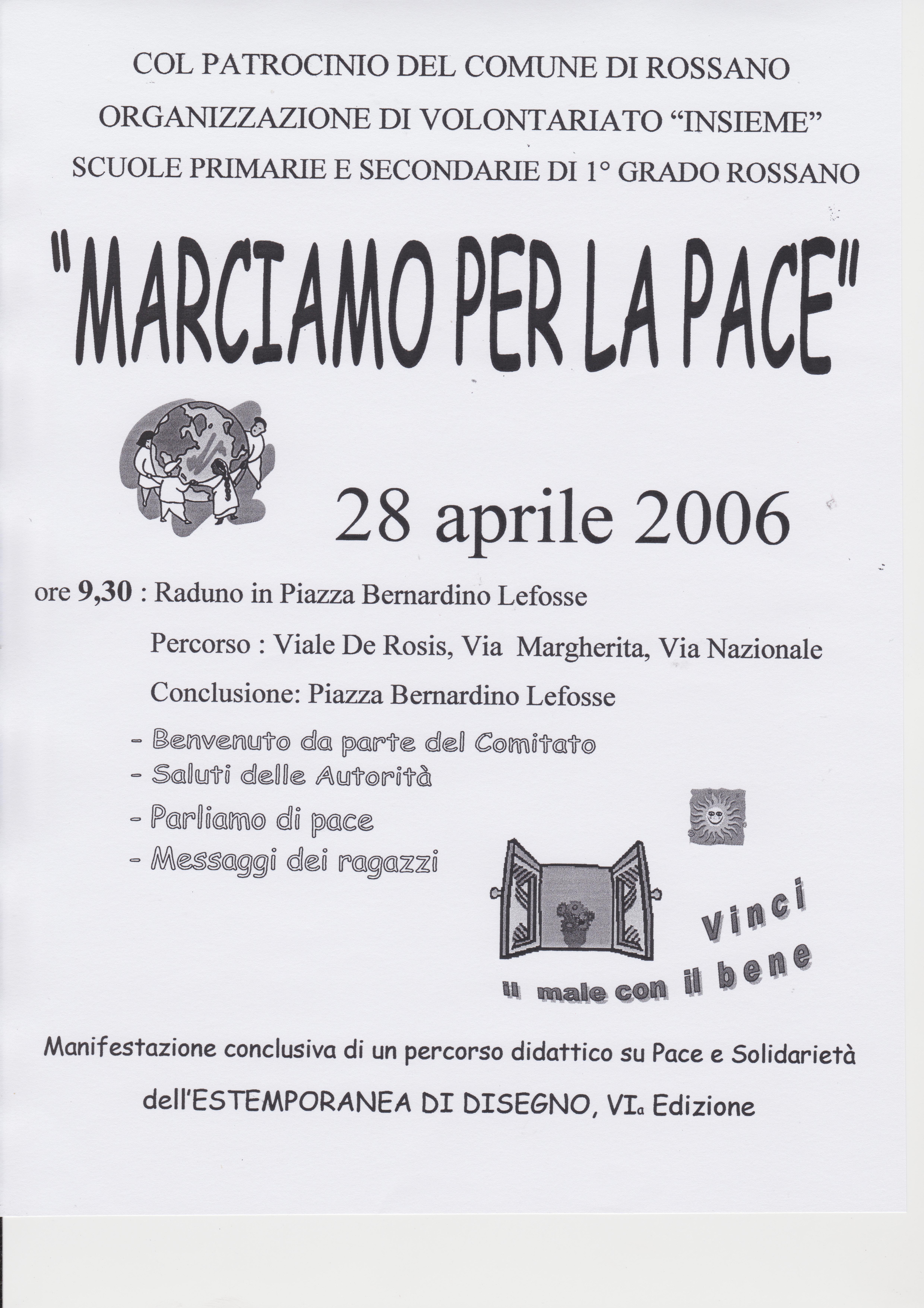 Festa della Pace 2006